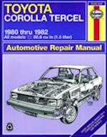 Toyota Corolla Tercel Owner's Workshop Manual