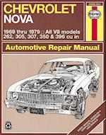Chevrolet Nova 1969-79 Owner's Workshop Manual