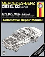 Mercedes-Benz Diesel 123 Series, 1976 Thru 1985, 200D, 220D, 240D, 240TD, 300D, 300CD, 300TD (Haynes Owners Workshop Manuals)