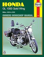 Honda GL1000 Gold Wing Owner's Workshop Manual af Mansur Darlington, Chris Rogers
