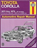 Toyota Corolla Owner's Workshop Manual