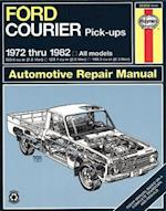 Ford Courier Pick-up Owner's Workshop Manual