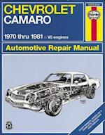 Chevrolet Camaro V-8, 1970-81 Owner's Workshop Manual (Owners Workshop Manual)