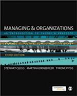 Managing & Organizations af Martin Kornberger, Tyrone Pitsis, Stewart R. Clegg