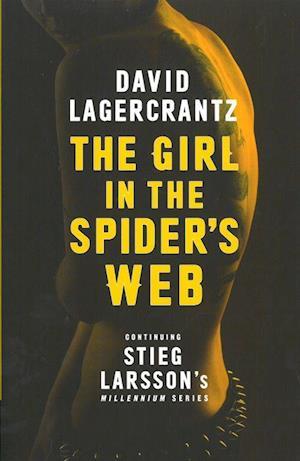 Bog paperback The Girl in the Spider's Web af David Lagercrantz