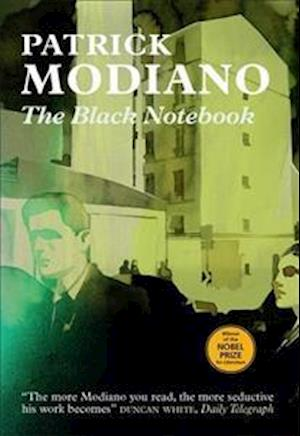 Bog, paperback The Black Notebook af Patrick Modiano