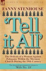 'Tell It All' af Fanny Stenhouse