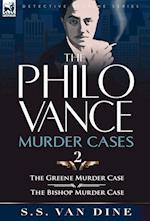 The Philo Vance Murder Cases: 2-The Greene Murder Case & the Bishop Murder Case