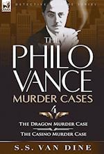 The Philo Vance Murder Cases: 4-The Dragon Murder Case & the Casino Murder Case af S. S. Van Dine