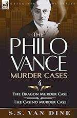 The Philo Vance Murder Cases: 4-The Dragon Murder Case & the Casino Murder Case