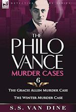 The Philo Vance Murder Cases: 6-The Gracie Allen Murder Case & the Winter Murder Case af S. S. Van Dine