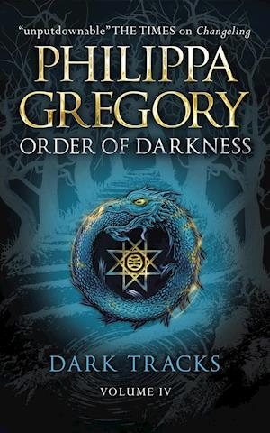 Bog, paperback Dark Tracks af Philippa Gregory