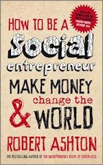 How to be a Social Entrepreneur