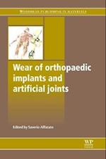 Wear of Orthopaedic Implants and Artificial Joints (Woodhead Publishing Series in Biomaterials, nr. 41)