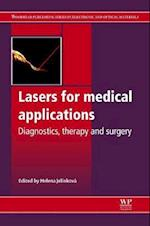 Lasers for Medical Applications: Diagnostics, Therapy and Surgery