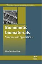 Biomimetic Biomaterials: Structure and Applications