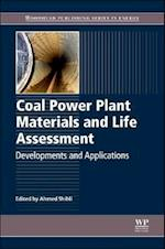 Coal Power Plant Materials and Life Assessment (Woodhead Publishing Series in Energy, nr. 62)
