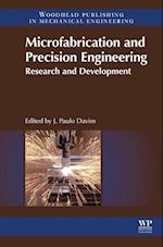 Microfabrication and Precision Engineering (Woodhead Publishing Reviews Mechanical Engineering Series)