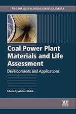 Coal Power Plant Materials and Life Assessment (Woodhead Publishing Series in Energy)