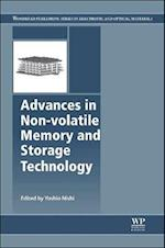 Advances in Non-volatile Memory and Storage Technology (Woodhead Publishing Series in Electronic and Optical Materials, nr. 64)