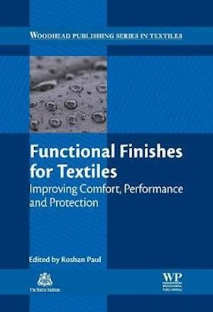 Functional Finishes for Textiles
