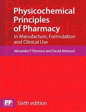 Bog, paperback Physicochemical Principles of Pharmacy af Alexander T. Florence