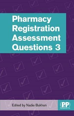 Pharmacy Registration Assessment Questions 3