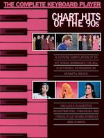 Complete Keyboard Player Chart Hits of the 90s