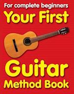 1st Guitar Method Book