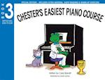 Chester's Easiest Piano Course Book 3