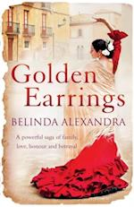 Golden Earrings af Belinda Alexandra