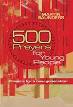 500 Prayers for Young People