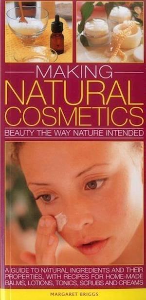 Making Natural Cosmetics