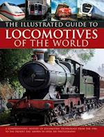 Illustrated Guide to Locomotives of the World af Colin Garratt