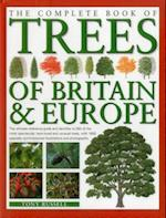 The Complete Book of Trees of Britain & Europe af Tony Russell