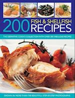 200 Fish & Shellfish Recipes