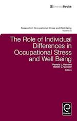 The Role of Individual Differences in Occupational Stress and Well Being (Research in Occupational Stress And Well Being)