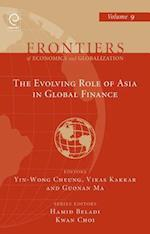 The Evolving Role of Asia in Global Finance