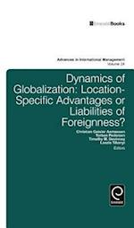Dynamics of Globalization (ADVANCES IN INTERNATIONAL MANAGEMENT, nr. 24)