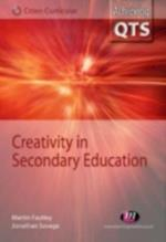 Creativity in Secondary Education (Achieving Qts, Cross-curricular Strand)