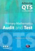 Primary Mathematics: Audit and Test (Achieving Qts)