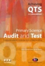 Primary Science: Audit and Test (Achieving Qts)