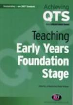 Teaching Early Years Foundation Stage (Achieving Qts)