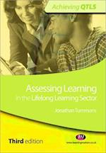 Assessing Learning in the Lifelong Learning Sector (Achieving Qtls)