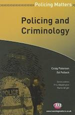 Policing and Criminology af Ed Pollock, Craig Paterson