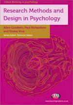 Research Methods and Design in Psychology af Paul Richardson, Allen Goodwin, Emma Vine