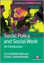 Social Policy and Social Work (Transforming Social Work Practice, nr. 1661)