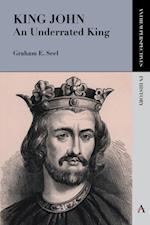 King John (Anthem Perspectives in History)