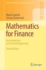 Mathematics for Finance (Springer Undergraduate Mathematics Series)