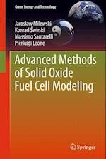 Advanced Methods of Solid Oxide Fuel Cell Modeling (Green Energy and Technology)